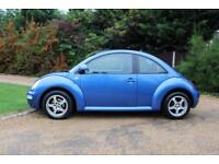 CHEAP CAR - 2001 Y VOLKSWAGEN BEETLE 1.6 8V 3D 101 BHP