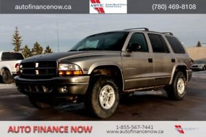 1999 Dodge Durango 4WD 7 Passenger w/LEATHER!!!