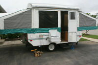 Tent Trailer 10ft Rockwood for Rent