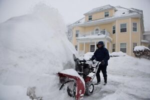 Snow removal south Barrie/innisfil