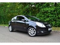 Vauxhall/Opel Corsa 1.4i a/c Design £90 A Month £0 Deposit