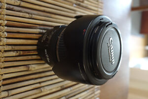 Canon 17-55mm f2.8 lens IS
