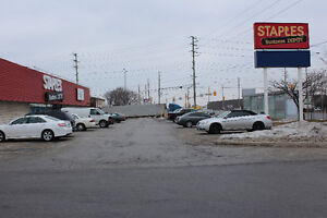 25,000 sq.ft.Retail space for lease in Brampton(Steeles/Hwy 410)