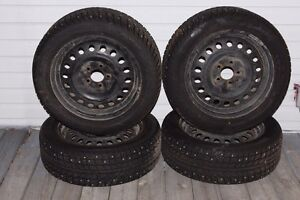 Federal Himalaya Winter studded tires