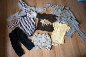 Baby Boy Clothing Lot 18-24 Months