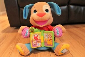 Fisher Price - Laugh and Learn Smart Stages Puppy