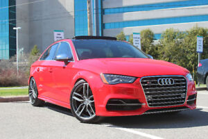 2016 Audi S3 - Lease takeover