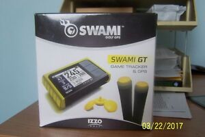 Swami GT Game Tracker & GPS