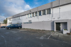 Warehouse space for lease near Metrotown Mall