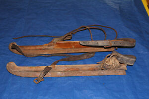 Late 1800's Antique Vintage Skates NEW PRICE