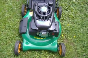 WEED-EATER GAS PUSH MOWER./5.5HP.