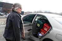Occassional Meals on Wheels Volunteer Driver