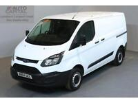 FORD TRANSIT CUSTOM 2.2 290 LR P/V 5D 99 BHP LR SWB FWD POWER WIDOWS, BLUETOOTH