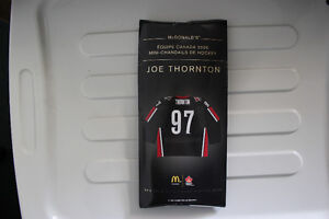 McDonalds Mini Olympic Hockey Jerseys