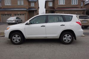 2011 Toyota RAV4 2WD, Safety Certified, 106K km