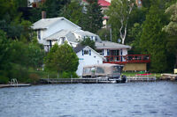 Long Lake Waterfront Home Private Sale