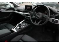 2018 Audi A5 2.0 TFSI Sport 2dr S Tronic Auto Coupe Petrol Automatic