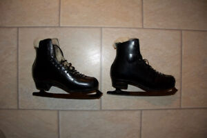 Professional Male Figure Skates in Great Condition size 10.5
