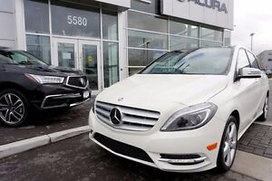 Mercedes-Benz B-Class B250 Sports Tourer 2014