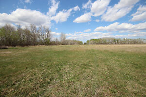 5.8 acres of Prime Real Estate In the Town of Haywood , MB