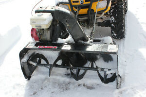 KIMPEX ATV Snow blower attachment