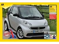 2013 smart fortwo 0.8 CDI Passion SoftTouch 2dr Coupe Diesel Automatic