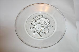 Vintage Clear Pressed Glass  Plate 9 piece Setting. Oakville / Halton Region Toronto (GTA) image 4