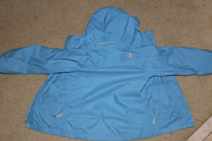Girls North Face Jacket (size small)