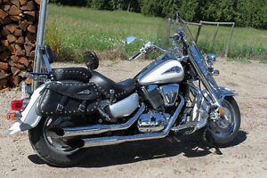 Ill Health Forces Sale 2004  Suzuki Intruder.