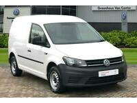 2019 Volkswagen Caddy C20 Panel van Startline SWB 102 PS 2.0 TDI 5sp Manual Van