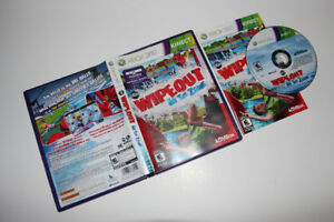 XBOX 360-WIPEOUT IN THE ZONE-JEU/GAME (C005)