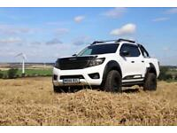 2016 Nissan Navara SEEKER TUNGSTEN EDITION Double Cab Pick Up EXCLUSIVE TO MO...