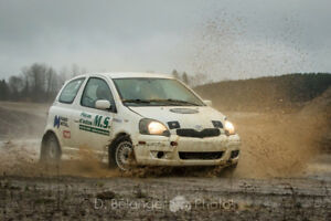 Toyota Echo Rally X