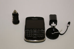 BB 9900 - Unlocked From Carrier