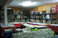 RECORDS FOR SALE(1)