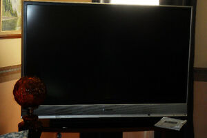 61 inch LCD HDTV  - Will  trade or sell, make an offer