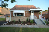 *TORONTO* Danforth / Warden 3+1 BR DETACHED full renovation $$$$