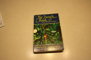 The Jungle Book by Rudyard Kipling (1950 edition)