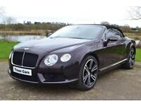 2013 13 BENTLEY CONTINENTAL 4.0 GTC V8 2D AUTO 500 BHP