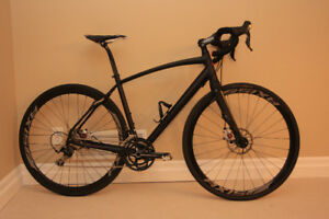 Specialized Secteur Expert Disc 56 CM - nearly new, Shimano 105