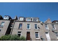1 bed flat located in a quiet street, within walking distance from the City Centre and Aberdeen Uni