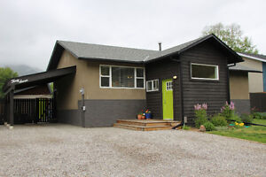 SOLD! Exceptional Home For Sale in Fernie BC-This is a must see!