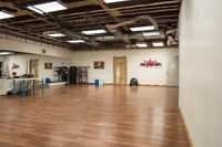 Studio Space Available on Rideau Street