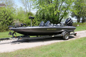 Bass Boat For Sale!!!