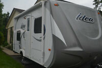 New Price! 2013 Ultra Lite Travel Trailer with Bunks!