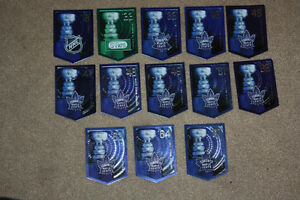 Toronto Maple Leaf Molson Panini 2012 13 card Stanley Cup Set
