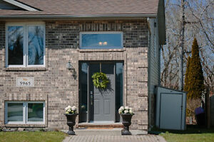 Lasalle creek view semi house for rent