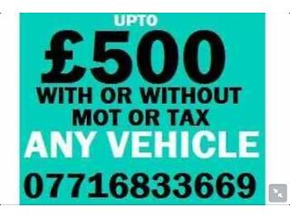 07983387068 cars vans bikes non runners s c r a p cash today