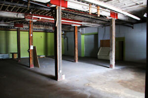 Brick-and-beam office and light industrial spaces for lease