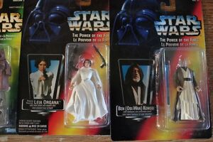 STAR WARS SEALED (All 5 For $40.00) (VIEW OTHER ADS) Kitchener / Waterloo Kitchener Area image 5